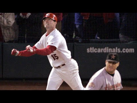 St. Louis Cardinals Greatest Postseason Home Runs