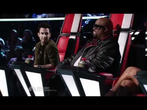 Christina Aguilera reunites with mouseketeer Tony Lucca on The Voice