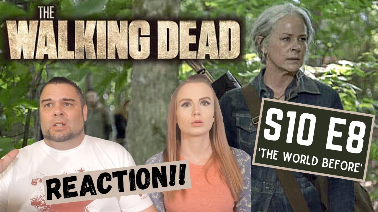 The Walking Dead | S10 E8 'The World Before' | Reaction | Review