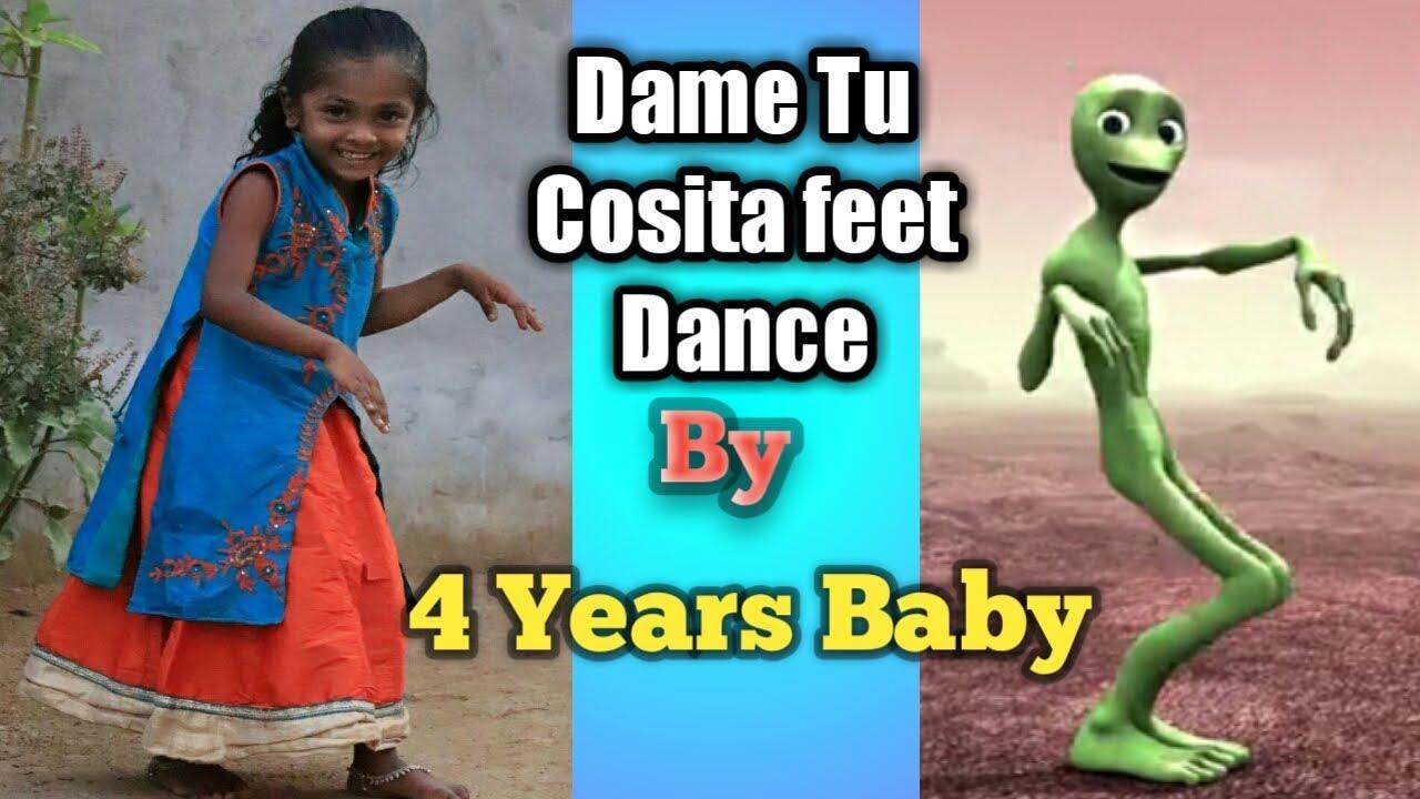 Dances for children 4 years
