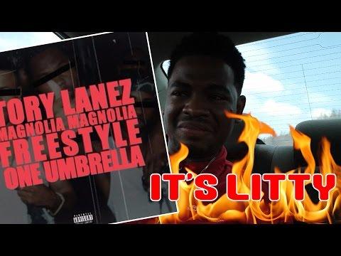 Reaction to Tory Lanez Magnolia freestyle!!!