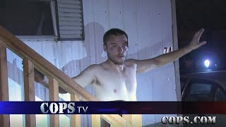 Naked and Afraid, Deputy Chad Eaton, COPS TV SHOW
