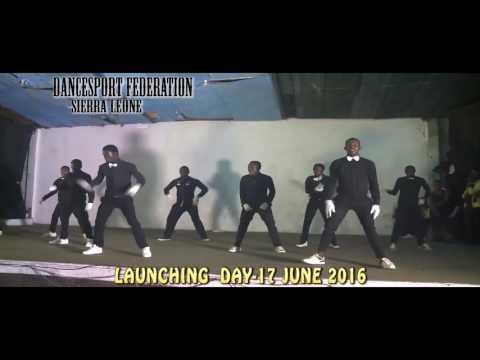 Sierra Leone Dance Sport Federation-Smart dancers