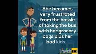 Meet the Housewife Michelle | TravelrToon #8