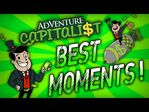 Adventure Capitalist Best Moments of All Time!