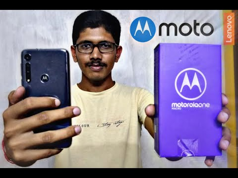 Motorola One Macro Unboxing And First Impressions with Aggressive price of Rs. 9,999