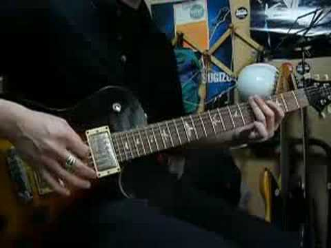 System Of A Down/Sad Statue on guitar