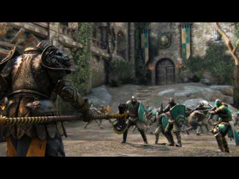 For Honor Co-op Campaign