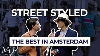 Street Styled | Best Dressed Men In Amsterdam | Men's Fashion & Accessories