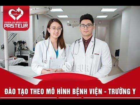 Trường Cao đẳng Y Dược Pasteur tuyển sinh Cao đẳng Dược Đà Nẵng