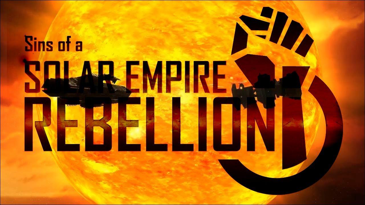 Steam community video sins of a solar empire rebellion tec loyalist ankylon titan