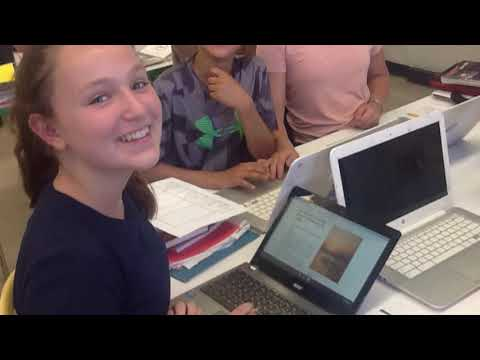 Beers Street School - Future Ready Silver Certification Video - Hazlet Township Public Schools