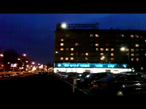 Гостиница Спутник на Ленинском проспекте