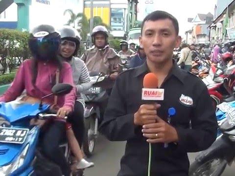 Wartawan Ruai TV Dijahili Saat Siaran :p