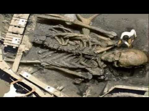 Giant human skeleton found in Saudi Arabia