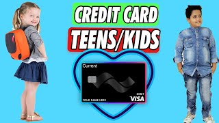 Top Credit Cards for Kids and Teens