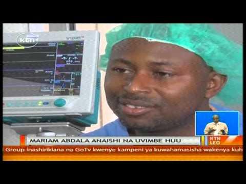 Afya yako:  Patana na Msichana mmoja mjini mombasa anayekabiliwa na changamoto ya kiafya