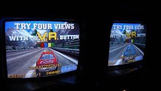 The Music of Sega's Daytona USA Arcade Game - Hidden Classic Sega Theme Songs
