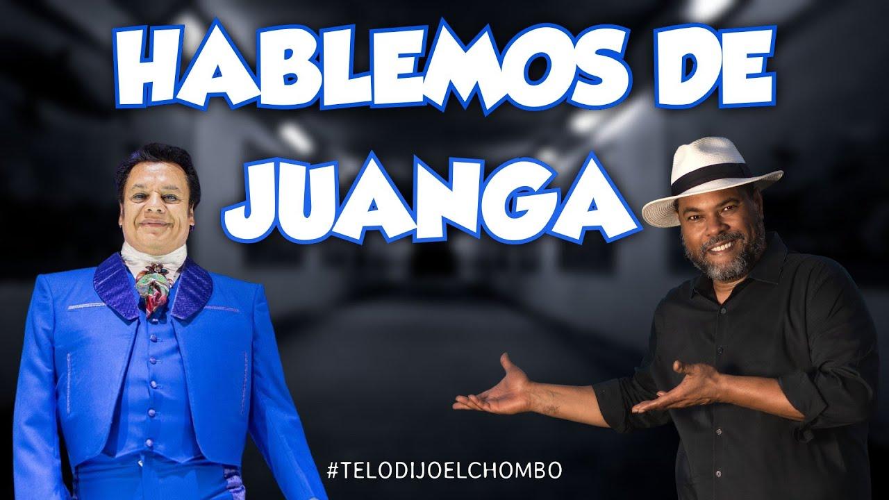 El Chombo presenta : Hablemos de Juan Gabriel.