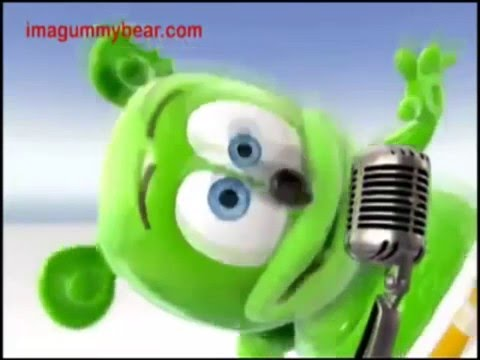 Gummibär MEGA SLOW Snail Speed English Gummy bear Song
