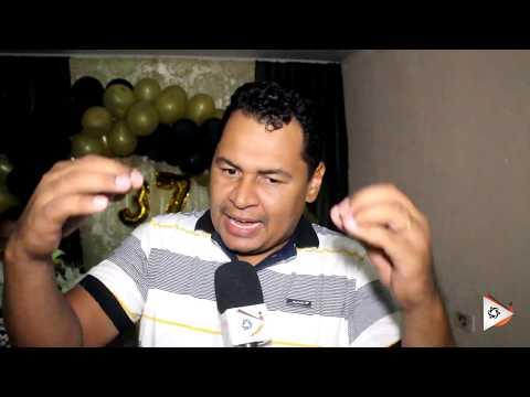 Robertão Publicidade reúne amigos e familiares para comemorar seu aniversário em Ponto Novo