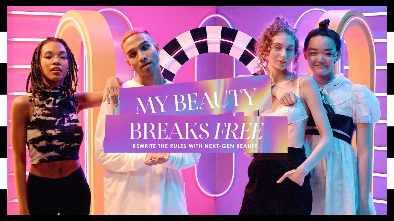 My Beauty Breaks Free   Sephora SEA