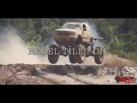 "Justin Time ft. Upchurch ""Rebel Till I Die"" (Official Music Video) #RedneckRave"