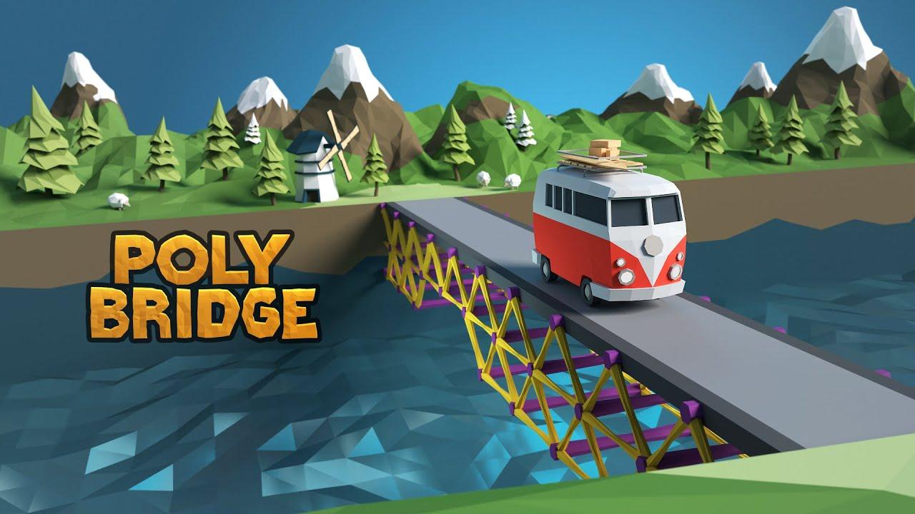 【 橋作り 】ブリッジオリンピック Tokyo2020【 Poly Bridge 2  】