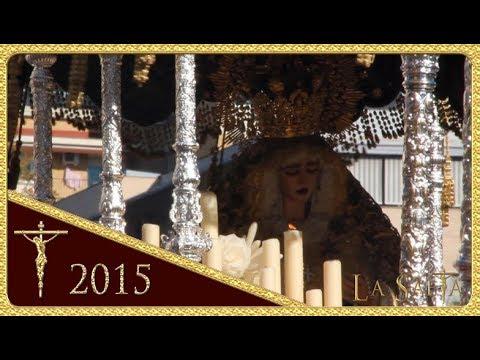 Ntra. Señora de la Encarnación Coronada - San Benito (Semana Santa de Sevilla 2015)