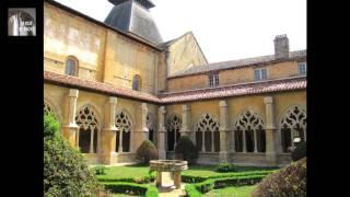 Cadouin - Abbaye Cistercienne