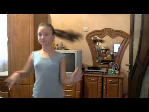 Я танцюю танець клас сама думала ....