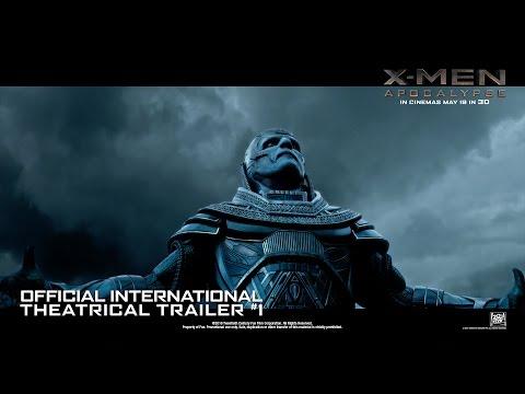 XMen: Apocalypse  International Theatrical  1 in HD 1080p