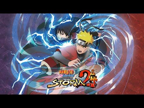 Naruto Shippuden: Ultimate Ninja Storm 2 Full Game Movie (HD) (1080p)
