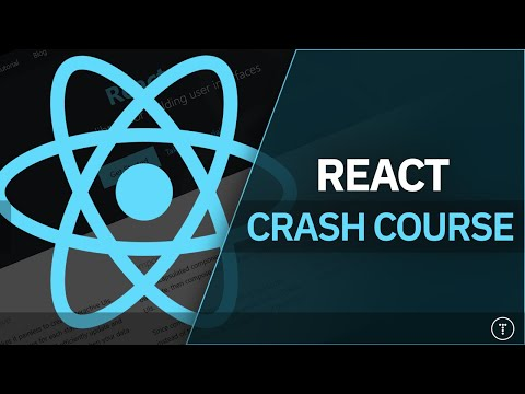 React JS Crash Course 2021