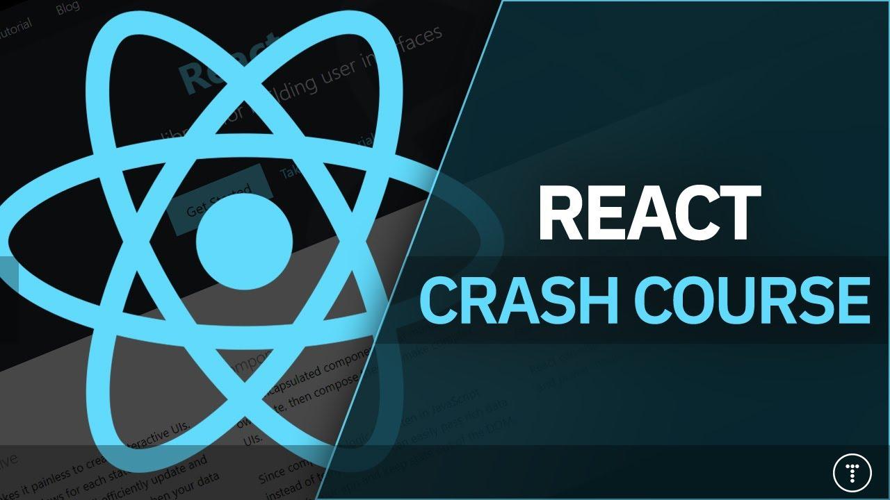 React JS Crash Course 2021