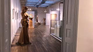 Exposition « Lignes de vie »  Musée de Chintreuil