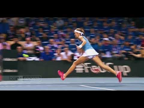 Suivez la Fed Cup ce weekend sur beIN SPORTS : France-USA