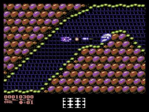 Phobia Longplay (C64) [50 FPS]