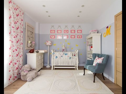 Babyzimmer Roomtour Babyzimmer Einrichten  Youtube
