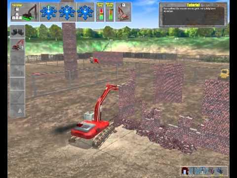 Let's Trash Spreng Und Abriss Simulator #1- Tutorial Und Sprengaction