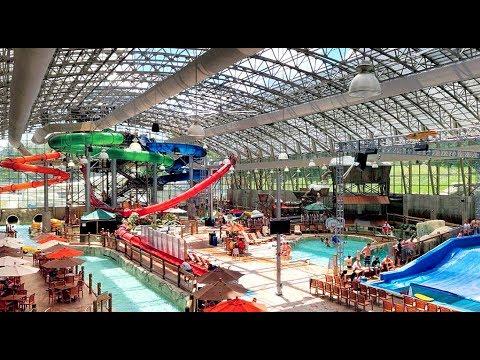 Jay Peak Resort VT Water Park!!!!