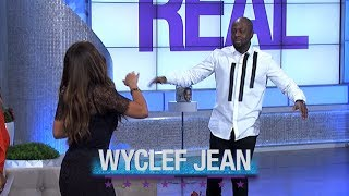 Wednesday on 'The Real': Guest Co-Host Joseline Hernandez, Wyclef Jean