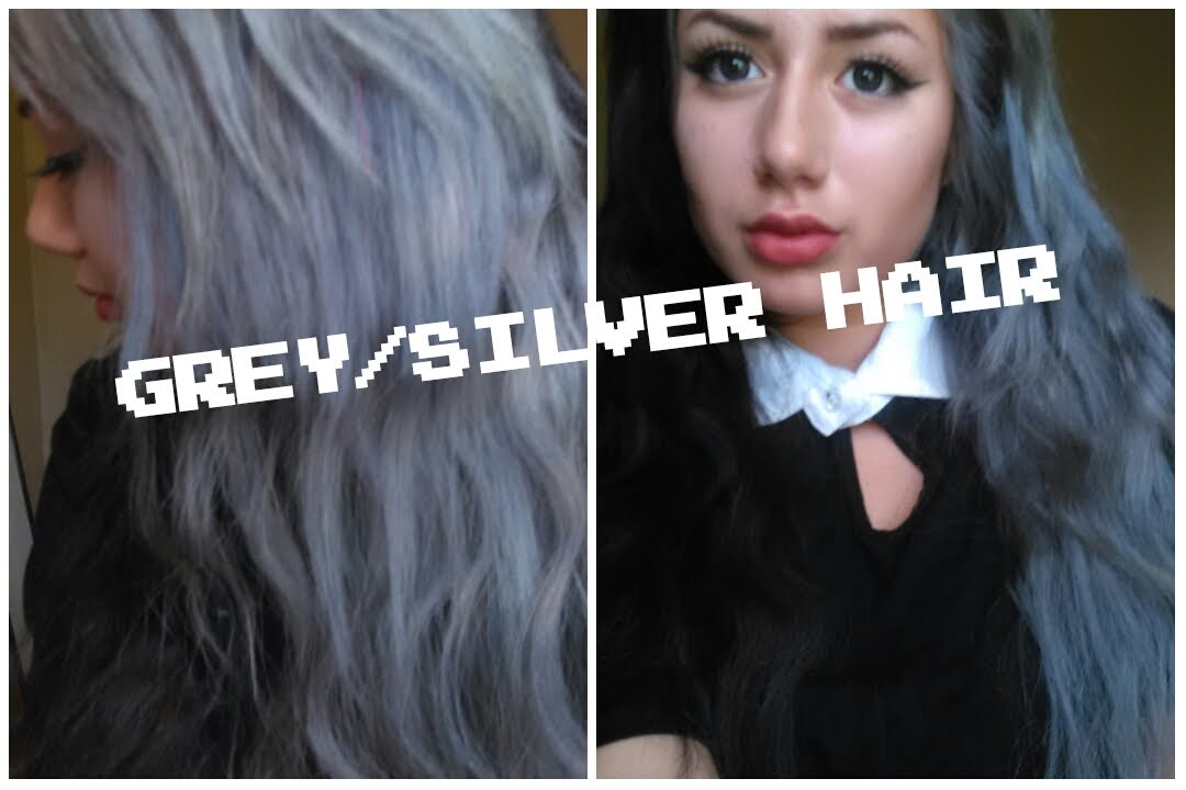 also how to grey silver hair with wella color charm youtube rh