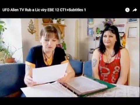 "UFO Alien TV - ""Rub a Lic viry"" CT1+ Subtitles CC.-"