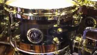 AJP Drums @ 2013 Winter NAMM