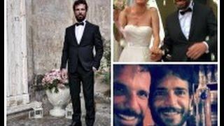 Il matrimonio di Francesco Montanari e Andrea Delogu