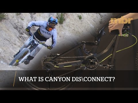 What is Canyon Dis/Connect? | MBR