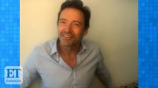 Hugh Jackman Reacts To First Acting Emmy Nomination