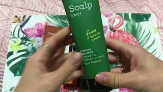 Обзор бренда Aromatica Скраб маска шампунь для волос отзыв