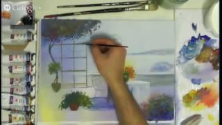 Солнечный импрессионизм в живописи: мастер-класс. Секреты мастеров(, 2016-07-10T12:42:43.000Z)